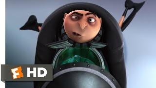 Despicable Me (7/11) Movie CLIP - Stealing the Shrink Gun (2010) HD