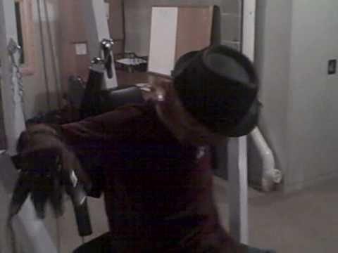 Freddy Krueger Workout Video