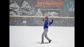 MLB Snowstorms (HD)