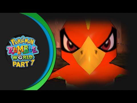 Pokémon Rumble World Walkthrough: Part 7 - Ho.. Ho.. Ho.. Merry HO-OH...? [HD]