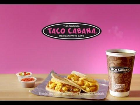 Taco Cabana's Breakfast Taco Combo is a steal!