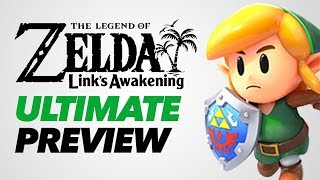 Download Link's Awakening Remake - The Ultimate Preview (With Gameplay!) Video