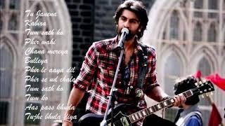 Ranbir kapoor sad songs