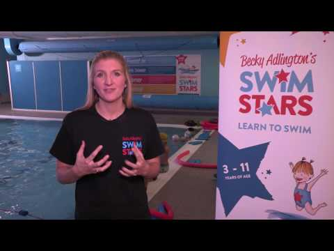 Learn to swim with Becky Adlington's SwimStars