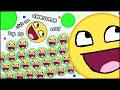 HOW TO GET TO TOP 10 IN 10 SECONDS! AGARIO AWESOME EDITION ...