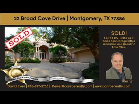 4 BR HOME ON GOLF COURSE MONTGOMERY ISD