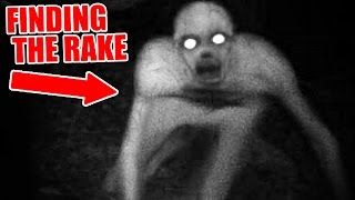 FINDING THE RAKE!!! So Scary It