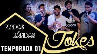 Download PIADAS RÁPIDAS - TEMPORADA 01 Video