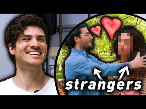 Anthony helps strangers find true love (Part 1)