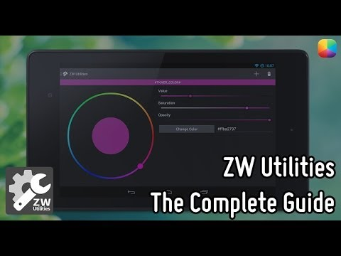 ZW Utilities - The Complete Guide