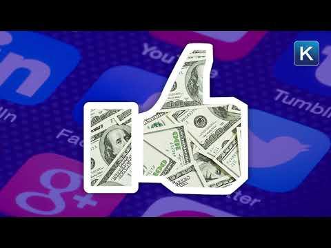 Secret ways to make money on social media