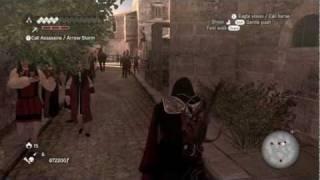 Assasins Creed Brotherhood | Poison Darts