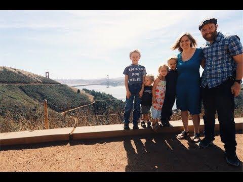 Turning THREE at the Golden Gate Bridge