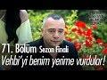 Download  Vehbi'yi Benim Yerime Vurdular! - Eşkıya Dünyaya Hükümdar Olmaz 71. Bölüm | Sezon Finali - Atv MP3,3GP,MP4