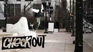 Checkout: Spencer Brown skating the streets of Baltimore