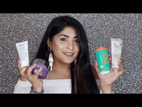 Skincare & Hair Care Empties | What Will I Repurchase? | Shreya Jain