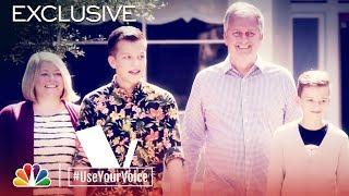 The Voice 2018 - Britton Buchanan and Jackie Verna (#UseYourVoice)