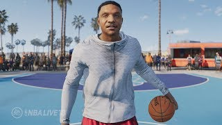 NBA Live 18 - Is That Chris Smoove? Crossover Poster Challenge!