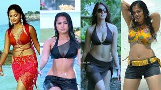 Anushka shetty hot compilation | Anushka Shetty hot edit | kattipudi remix | part 2