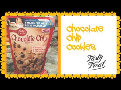 Betty Crocker Chocolate Chip Cookies Recipe