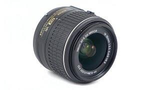 AF-S DX Nikkor 18-55mm f/3.5-5.6G VR II Review