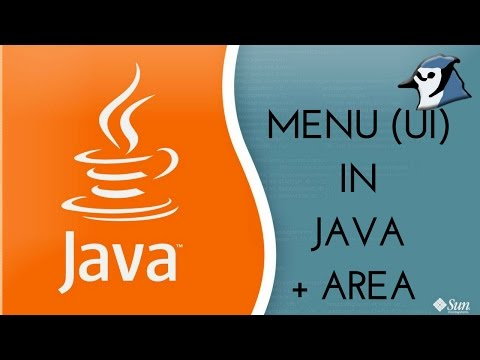 Java Tutorial - Menu Driven Program | Bluej