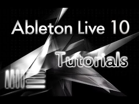 Ableton Live 10 - Tutorial for Beginners [+General Overview] - 14 MINS!