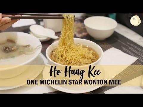 Ho Hung Kee Congee and Noodle Shop 何洪记, At Causeway Bay Hong Kong