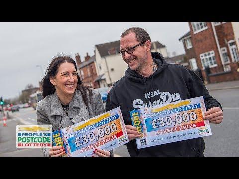 Street Prize Winners - WN4 9ST in Ashton-in-Makerfield on 14/04/2018 - People's Postcode Lottery