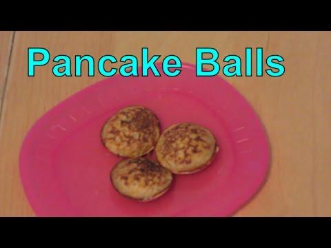 Baking & Cooking - Pancake Balls