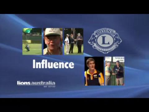 Lions Australia 60 second advertisement