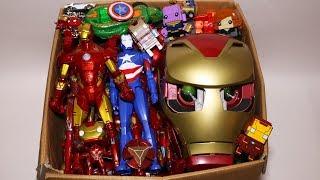 Toy Box  Iron Man Action Figures 66c363532e
