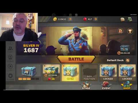 Battle Boom - 4 Value Packs Opened, 2 LEGENDARY PULLS, Deck Issues!