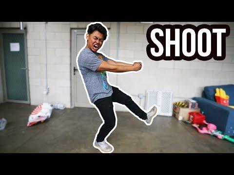 SHOOT DANCE CHALLENGE! (Blocboy JB)