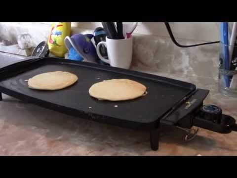 10 Minute Golden Brown Pancakes