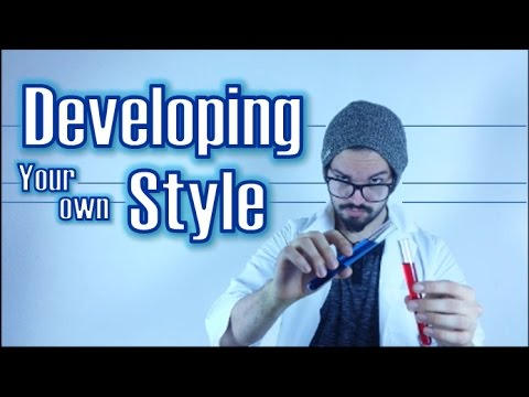 How to Develop Your Own Guitar Playing Style | Vlog #6