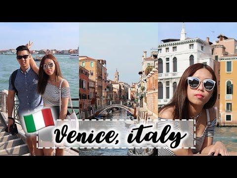 Venice and Rainbow Island of Burano   ITALY VLOG