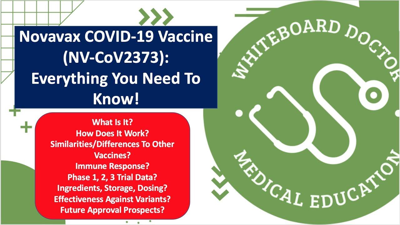 Novavax COVID-19 Vaccine (NVX-COV2373): Everything You Need To Know!