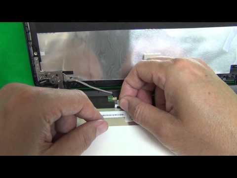 Acer Aspire E11 Laptop Screen Replacement Procedure
