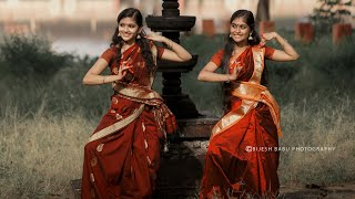 Chentharmizhi dance cover | perumazhakaalam | Sreelakshmi girish | Nandhana unni
