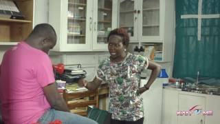 Gossiping Patient. Kansiime Anne.  African Comedy