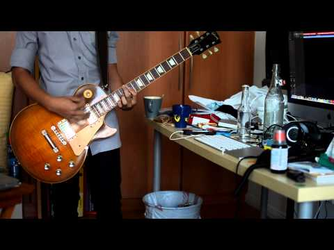 Planetshakers - Turn It Up - Guitar Cover - Gibson Les Paul Classic Plus - Axe Fx II (FW 13)