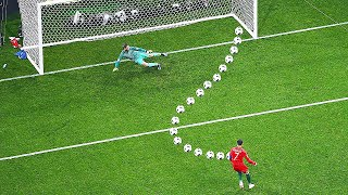AMAZING CURVE GOALS IN FOOTBALL