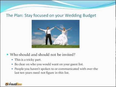 How you can fit all you want into Wedding Budget ?