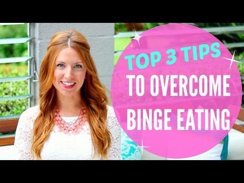 Top 3 Tips to Overcome Binge Eating