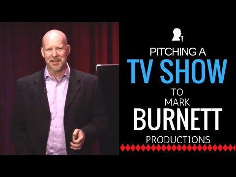 How to pitch a show at a major production company