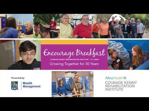 2018 CKRI Encourage Breakfast Speakers