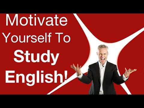 Motivation For Studying English
