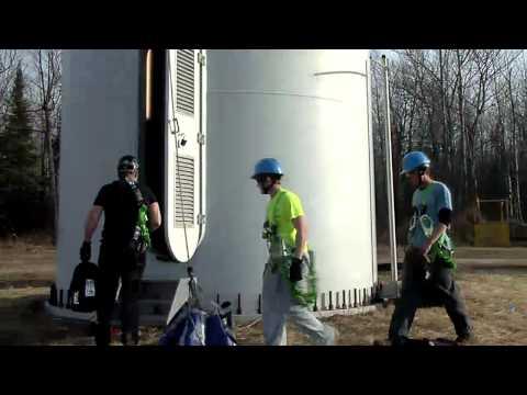 Wind Turbine Technician Academy, KVCC