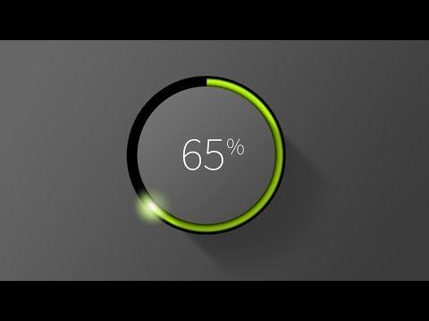 Mobile GUI Element Design in Adobe Photoshop CC (Part 1)